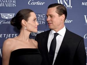 Perjalanan Cinta Brad Pitt-Angelina Jolie hingga Akhirnya Bercerai