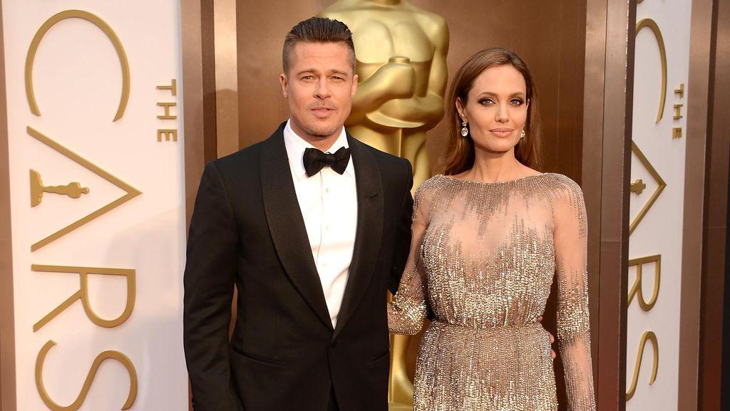 Brad Pitt dan Angelina Jolie Putuskan Jalankan Bisnis Wine Bersama