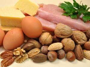 Agar si Kecil Tak Alergi Makanan, Berikan Telur dan Kacang Sejak Dini