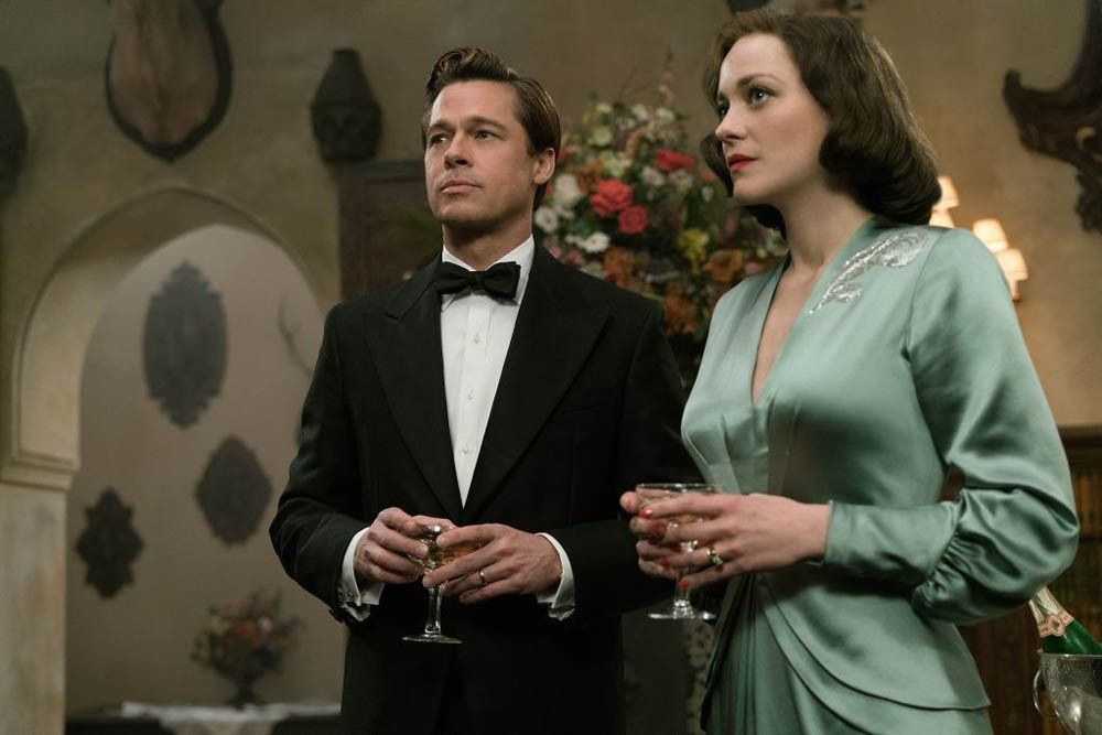 Screenshoot film 'Allied'