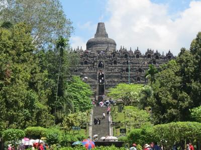 Keseriusan Menjadikan Borobudur Lebih Mendunia