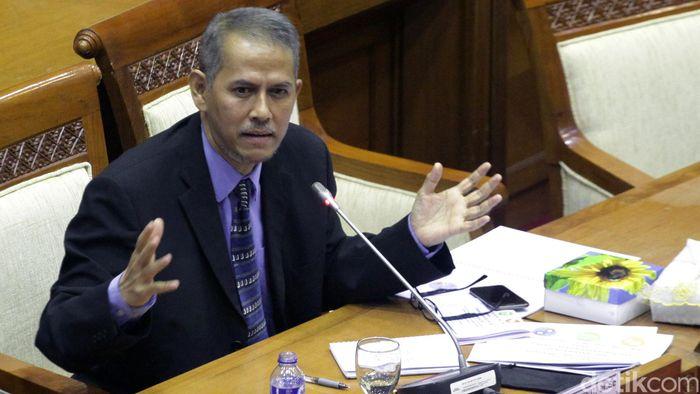Kepala BPKH Anggito Abimanyu/Foto: Lamhot Aritonang