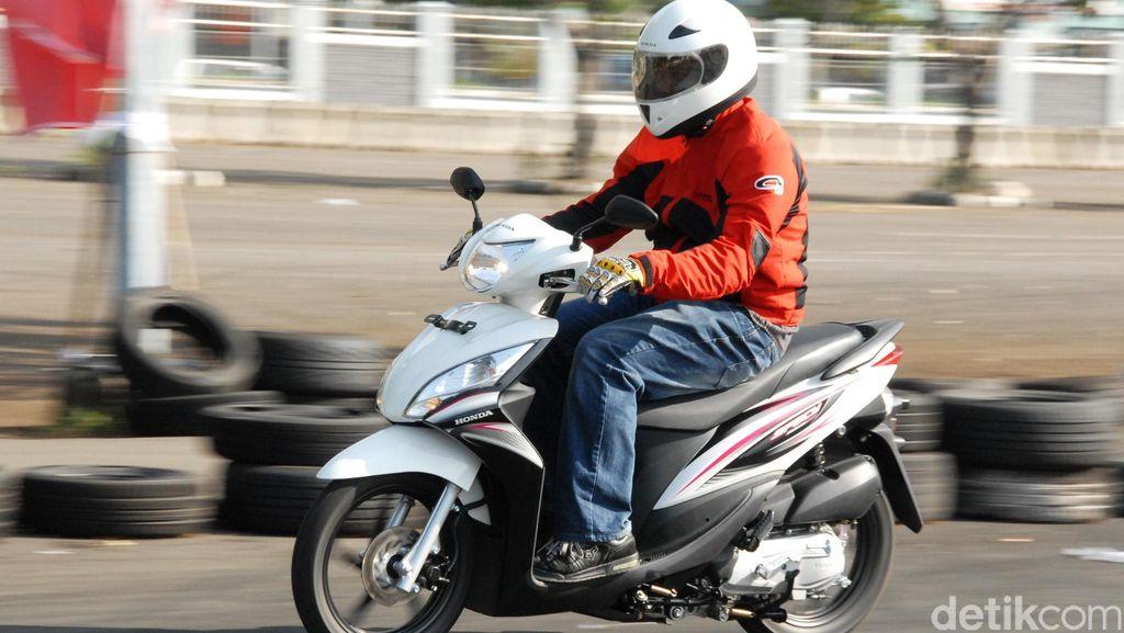 Beli Spacy Helm In, Kini Harus Pesan Dulu