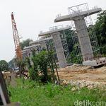 Sri Mulyani Siapkan Rp 20 Miliar Ganti Lahan Pramuka untuk LRT