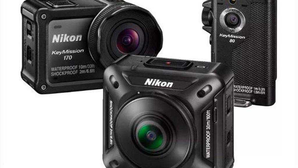Setelah Mirrorless, Kini Nikon Setop Produksi Kamera 360