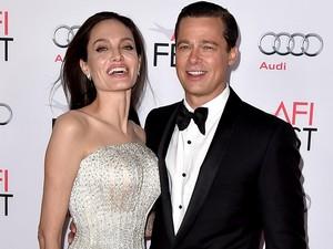 Diklaim Mempersulit, Angelina Jolie Ingin Segera Cerai dari Brad Pitt