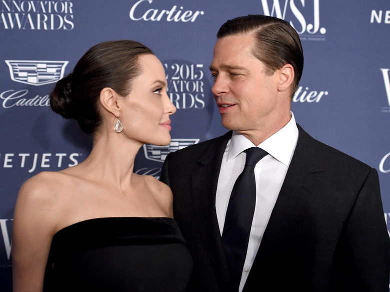Brad Pitt Ingin Selesaikan Permasalahan Hak Asuh Anak dengan Jolie