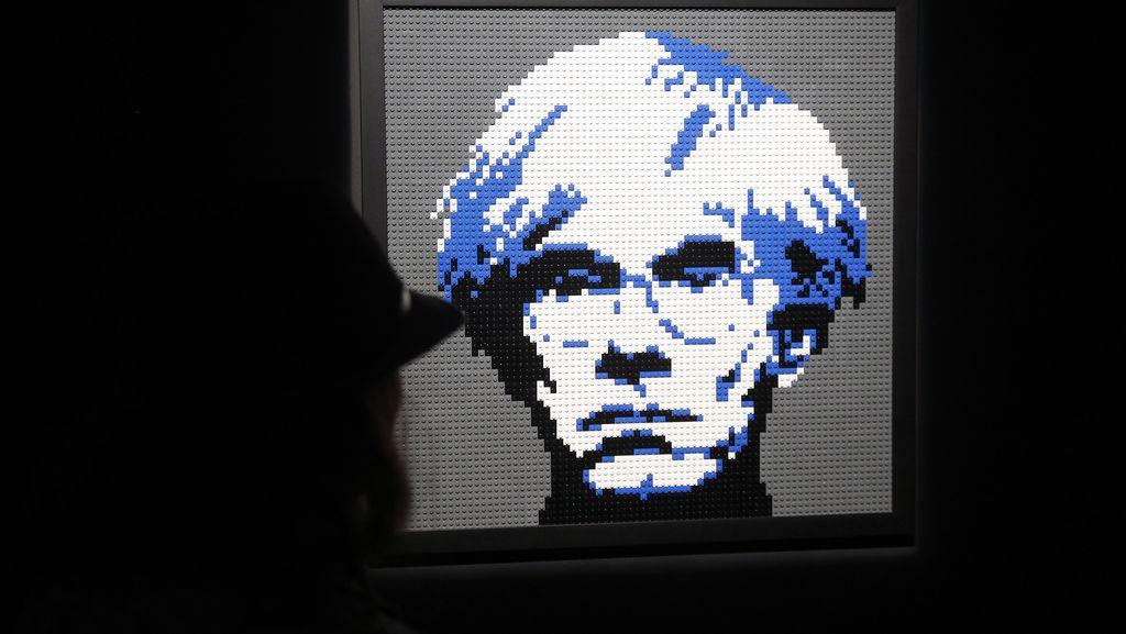 Jepretan Andy Warhol Bakal Dipajang di London