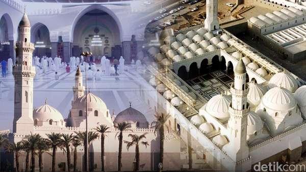 Sejarah dan Keutamaan Salat di Masjid Quba