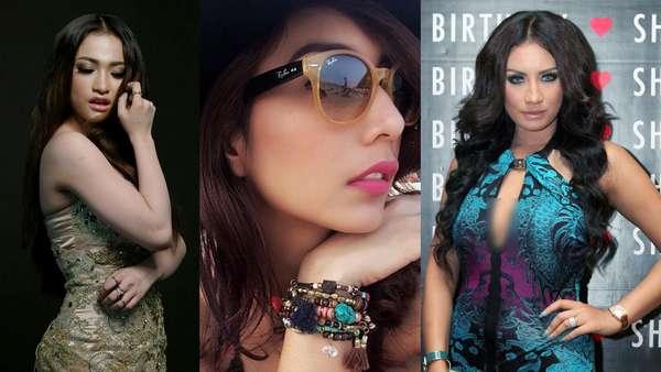 Amel Alvi, Tyas Mirasih dan Shinta Bachir, Mana yang Paling Seksi?
