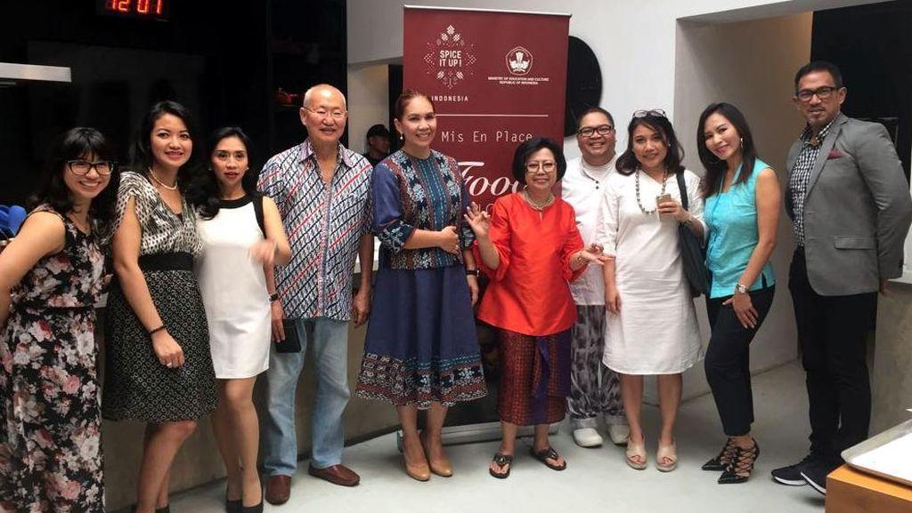 Tim Kuliner Indonesia Akan Tampilkan Kue Lumpur dan Bir Pletok di Frankfurt Book Fair 2016