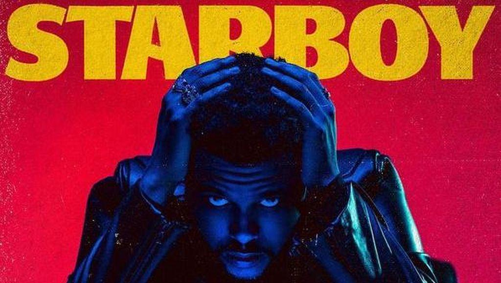 Duh! Starboy The Weeknd dan Daft Punk Dituduh Hasil Jiplakan