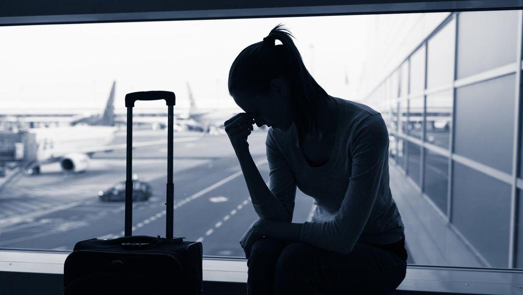 Terlalu Seksi, Wanita Ini Diusir dari Pesawat