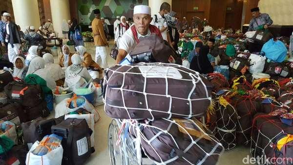 Jemaah Indonesia Terus Berkurang, Makkah kini Mulai Lengang