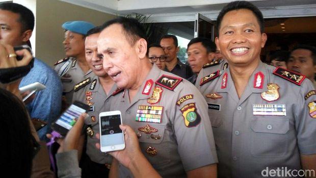 Kapolda Irjen M Iriawan/