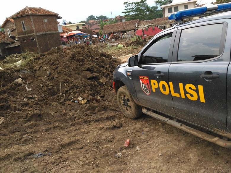 Longsor di Garut Jawa Barat, Satu Orang Tewas
