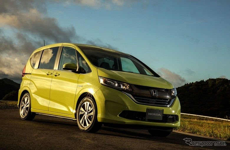 Honda Freed  (Foto: response)