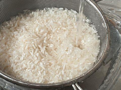 nasi uduk pakai rice cooker