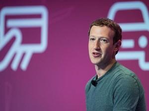 Rogoh Rp 39 Triliun, Ini Strategi Zuckerberg Perangi Penyakit
