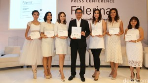 Combiphar Hadirkan Fillerina Non Injeksi Filler Pertama di Indonesia