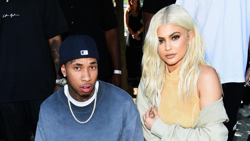 Tyga Blak-blakan Soal Rasanya Pacaran dengan Kylie Jenner