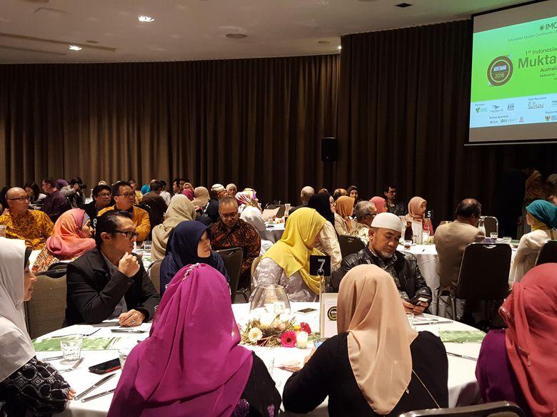 Muktamar Pertama Muslim Indonesia Di Australia Dan