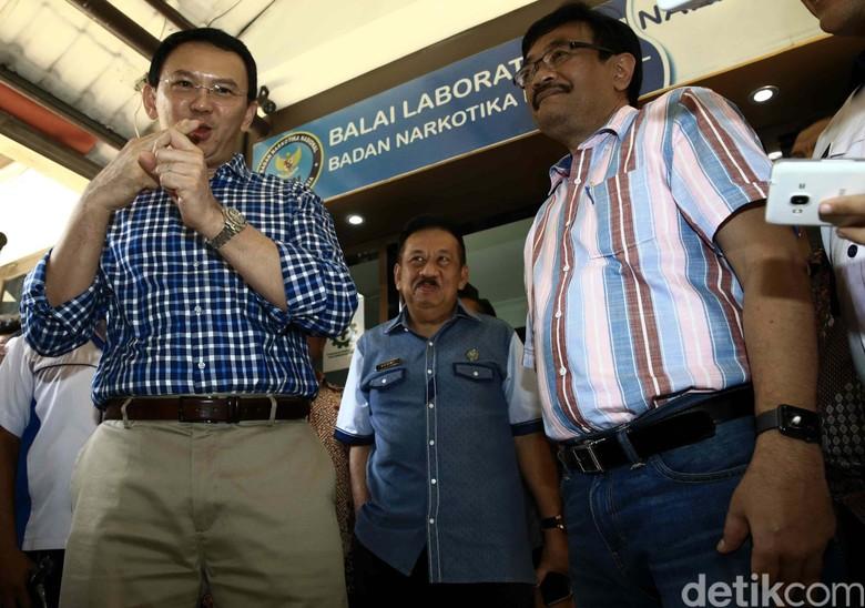 Ahok Rahasiakan Strategi Kampanye untuk Pilgub DKI 2017