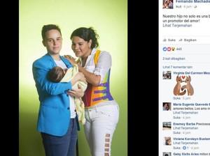 Pasangan Transgender Ini Punya Anak Kandung, Bagaimana Bisa?
