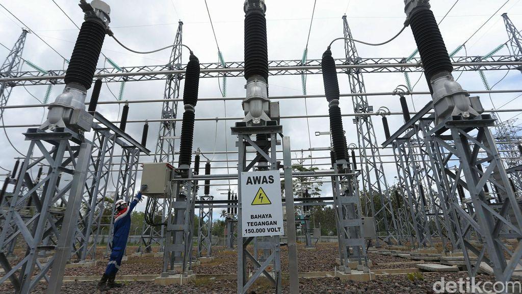 Kapasitas Pembangkit Listrik Ditargetkan Jadi 66.565 MW di 2019