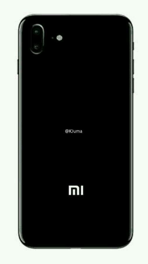 Tampang Mi 5s Kok Mirip Iphone 7