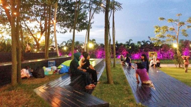 Lagi Hits Di Instagram Taman Scientia Di Tangerang