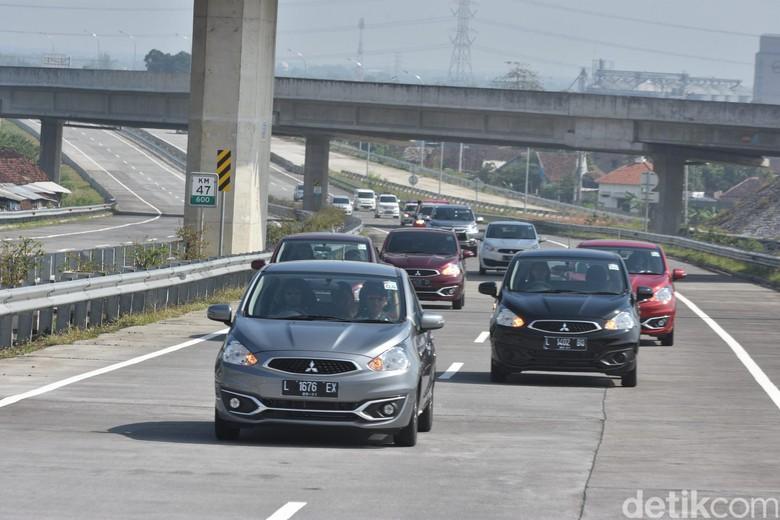 Mitsubishi Mirage. Foto: Mitsubishi
