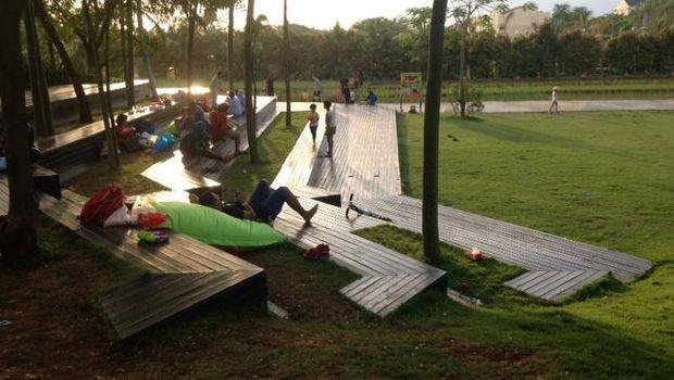 Ngabuburit Asyik di Tangerang, Coba Aneka Tempat Ini