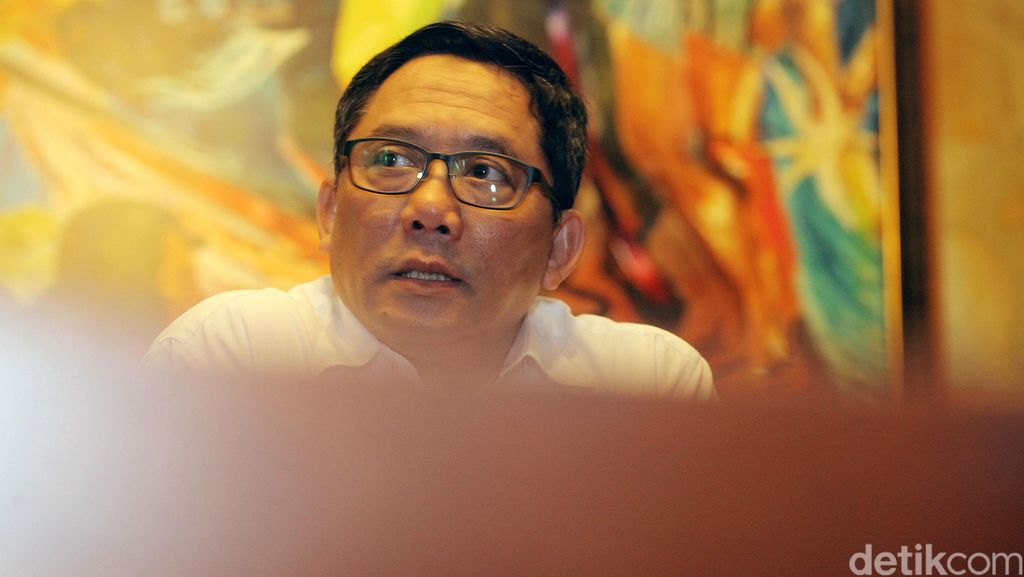 Perjalanan Politik Boy Sadikin yang Pernah Jadi Ketua Timses Jokowi-Ahok