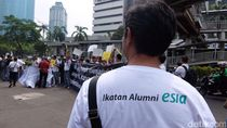 Demo Lagi, Ini Tuntutan Mantan Karyawan BTel