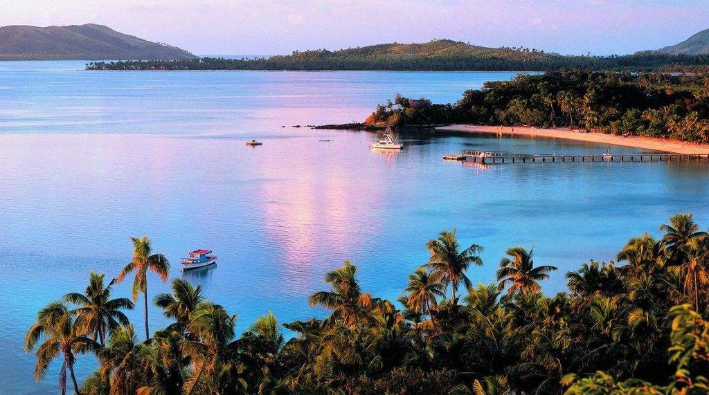 Pulau Turtle, Tempat Bulan Madu di Samudera Pasifik