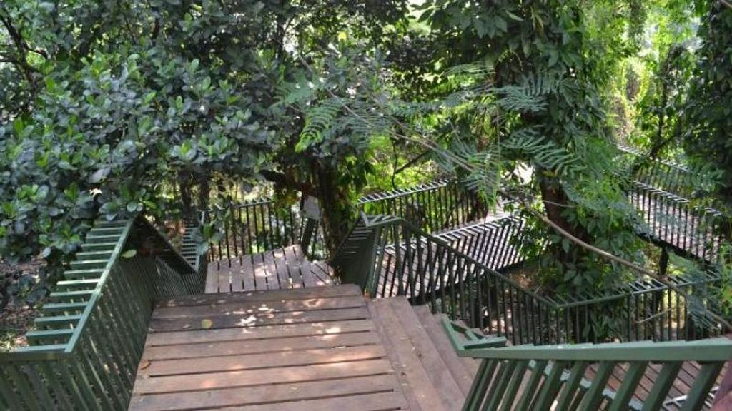 Hutan Kota, Tempat Ngadem di Babakan Siliwangi