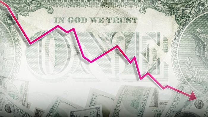 Pergerakan Dolar AS