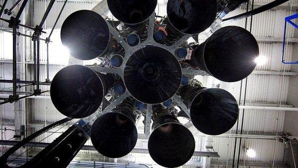 SpaceX bakal Punya Taman Roket