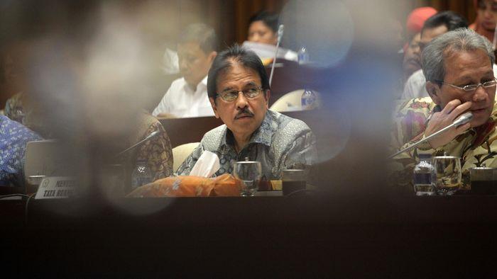 Menteri ATR/Kepala BPN Sofyan Djalil/Foto: Lamhot Aritonang