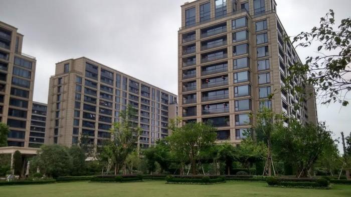 Apartemen di China