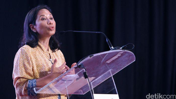Menteri Badan Usaha Milik Negara (BUMN) Rini Soemarno/Foto: Agung Pambudhy