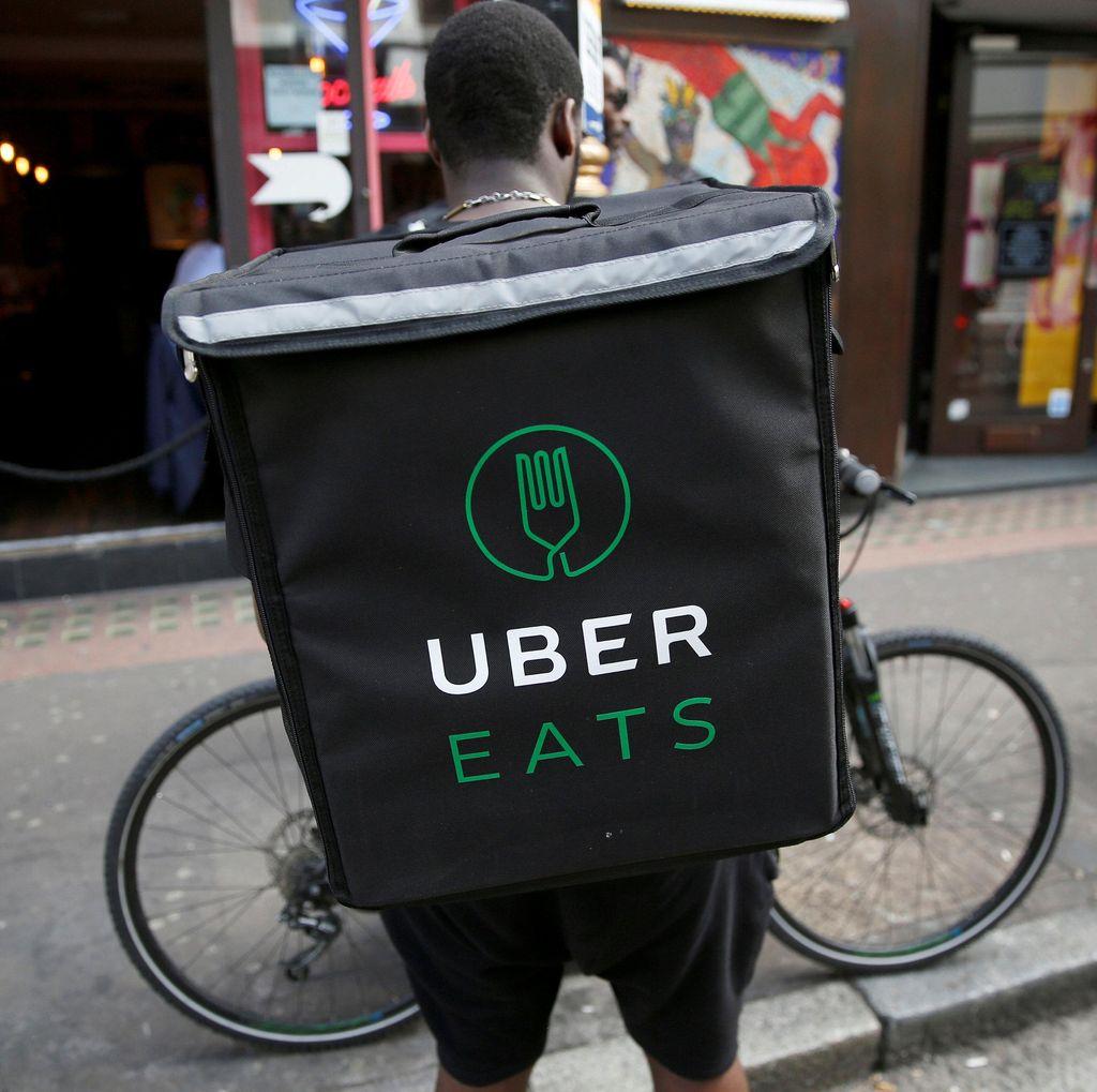 Zomato Caplok Bisnis UberEats di  India
