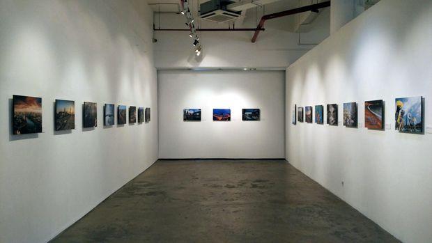 Pameran Fotografi Mutiara Jalur Sutra Maritim di Art:1 New Museum, Selasa (27/9/2016)