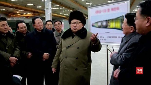 Presiden Korsel dan Korut Bertemu Bahas Penghapusan Nuklir