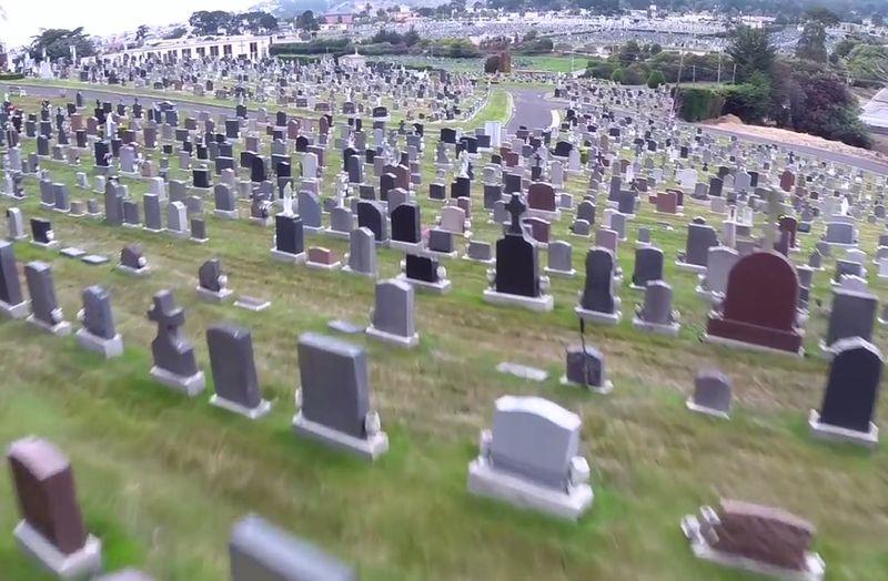 Predikat Colma di AS sebagai kota orang mati memang bikin bulu kuduk bergidik. Predikat itu diberikan akibat banyaknya kuburan yang jumlahnya bahkan melebihi orang hidup (colma.ca.gov)