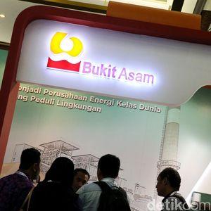 Laba Bersih Bukit Asam Naik Hampir 50% Jadi Rp 3,9 T