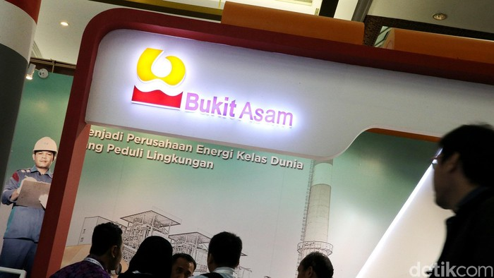 Ilustrasi Bukit Asam