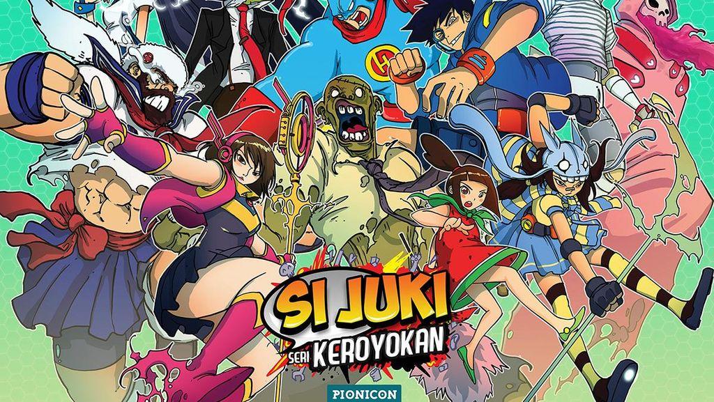 Komikus Indonesia akan Gelar Deklarasi AKSI Komik Indonesia
