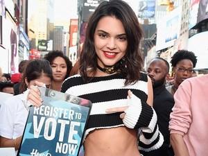 Aplikasi Ini Direkomendasikan Kendall Jenner untuk Perut Rata dan Seksi